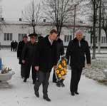 Володимиреччина прийняла естафету пам'яті